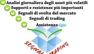 Segnali di trading gratuiti: migliori segnali Forex affidabili