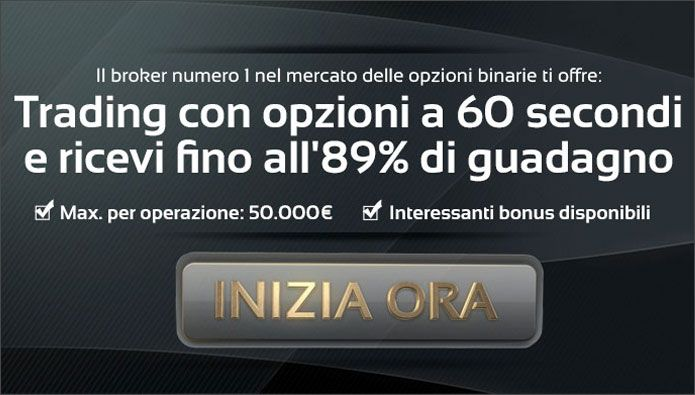 Miglior broker forex italiano
