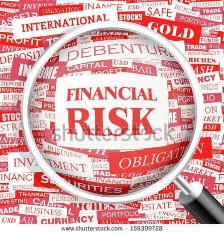 rischio finanziario