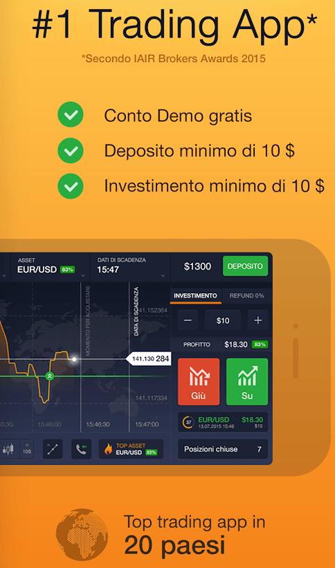 Trading-mobile-App