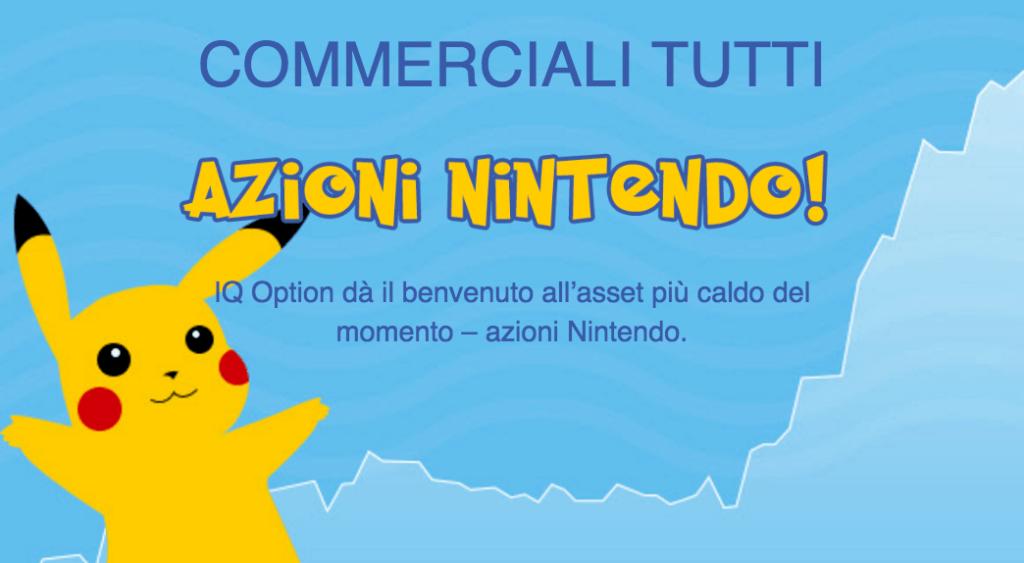 azioni-Nintendo