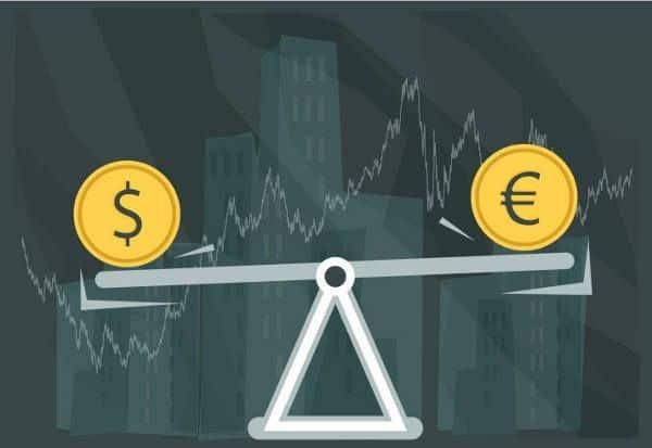 Cambio Euro Dollaro oggi: grafico quotazione EUR USD in tempo reale
