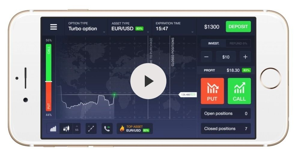 Iq option demo login rechnung