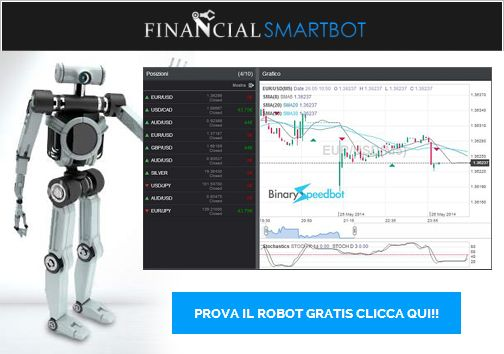 Robot opzioni binarie 24option