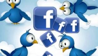 Trading online con azioni Facebook o Twitter