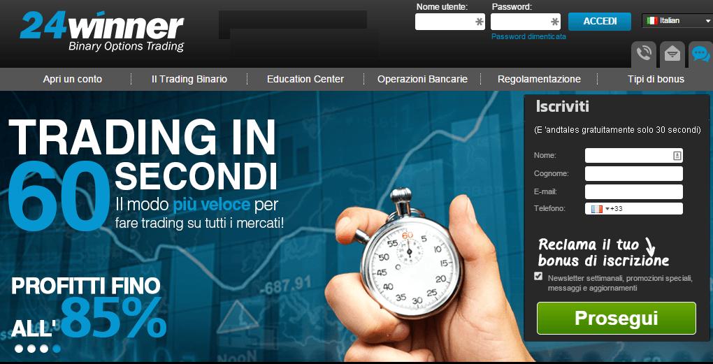Consigli sul trading online