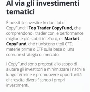 etoro investimenti copyfunds