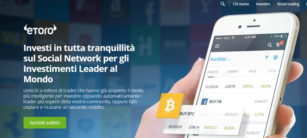 Come fare trading bitcoin, ethereum, ripple, litecoin con eToro [Guida]