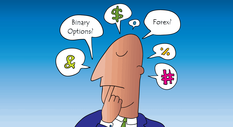 Differenza tra Opzioni binarie e Forex