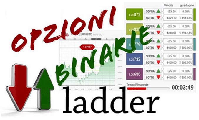 Opzioni Binarie Ladder