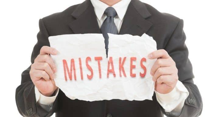 Forex opinioni: errori da evitare nel Forex trading
