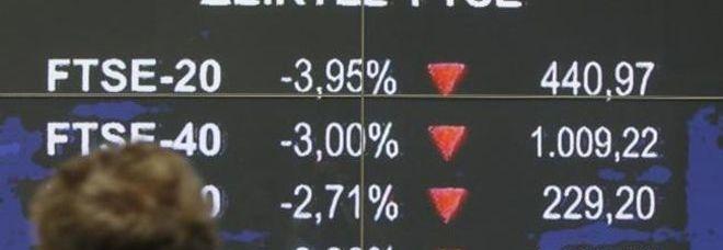 Andamento Borsa in tempo reale – Quotazioni Borsa italiana/Milano oggi