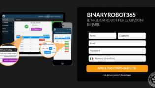 Binary Option Robot truffa o funziona ? Test e opinioni