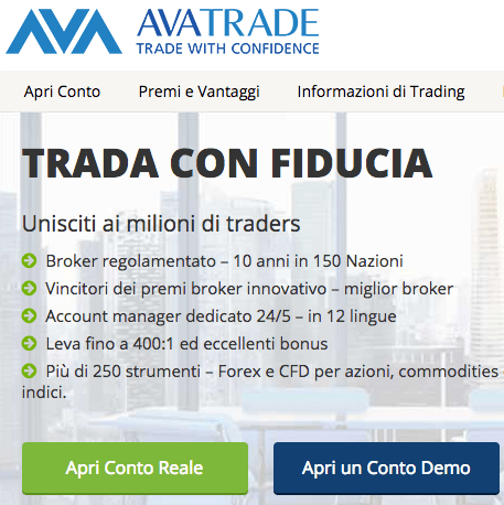 AvaTrade-Conto