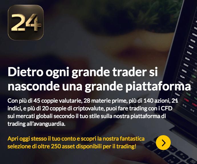Formazione Trading: webinar live, corsi interattivi, video guide e tutorial sul trading