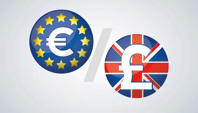 Cambio sterlina euro