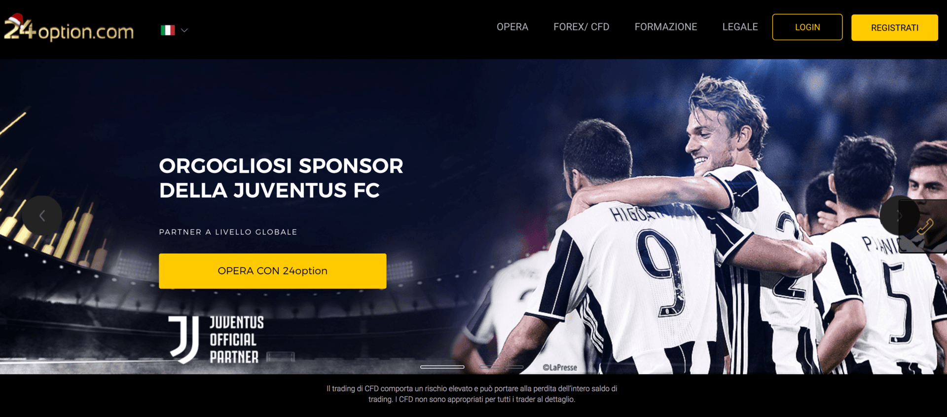 Azioni Juventus: comprare dopo Cristiano Ronaldo?