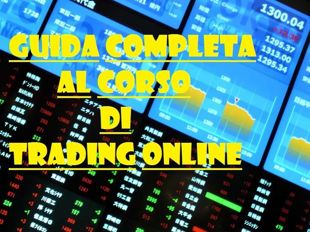 Corso trading online