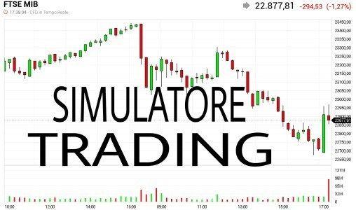 Simulazione trading online: investimenti Borsa e conto demo
