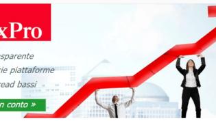 FxPro: opinioni e recensione broker FxPro.it