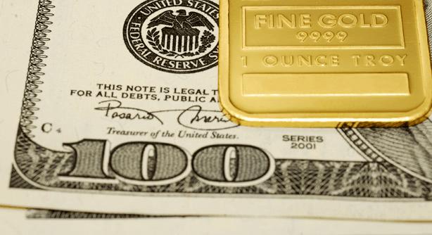 correlazione-oro-dollaro