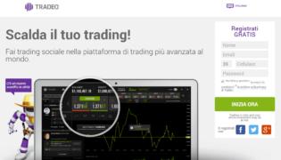 Tradeo: opinioni Social trading e copy Trader