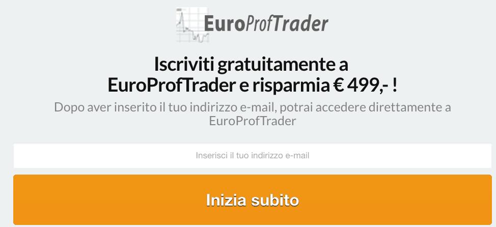 europroftrader truffa