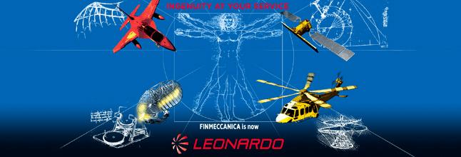 modello business Leonardo