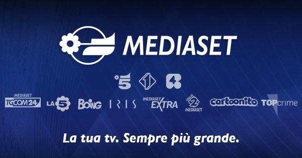 storia Mediaset