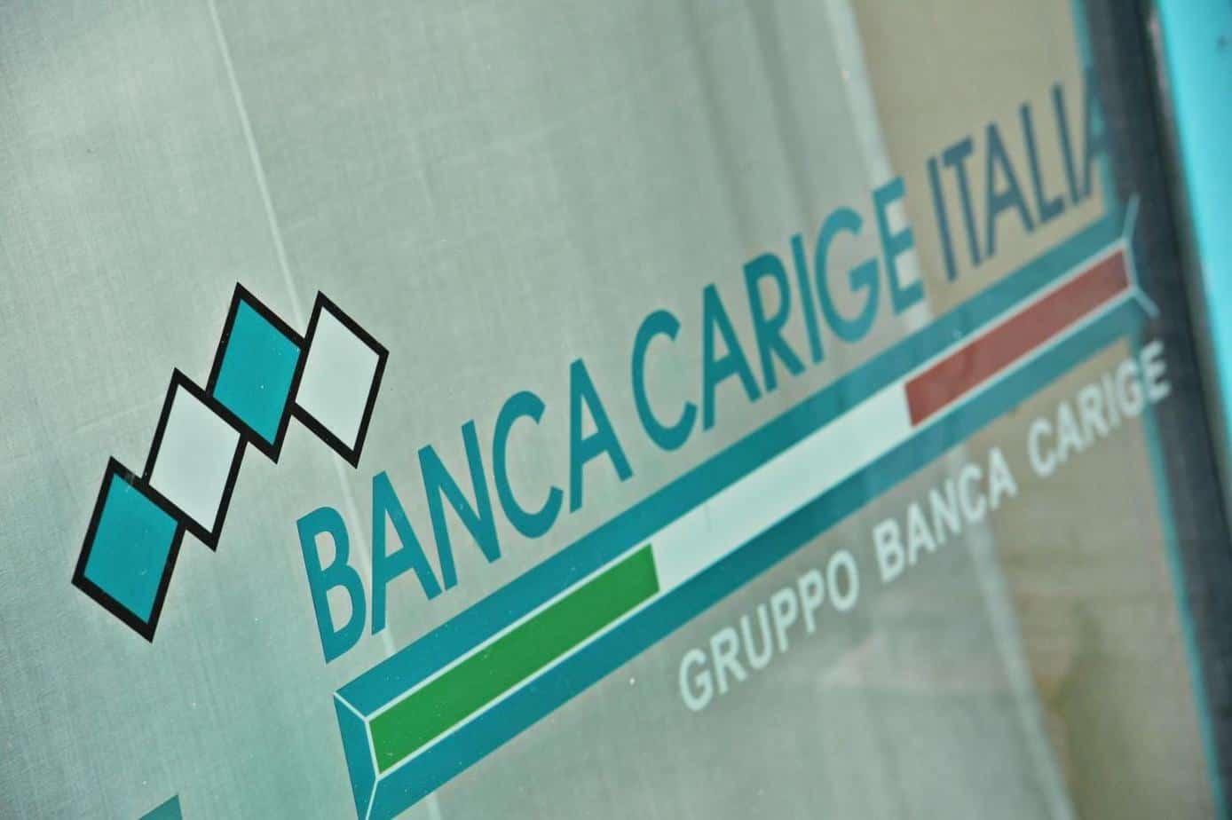 modello business Banca Carige
