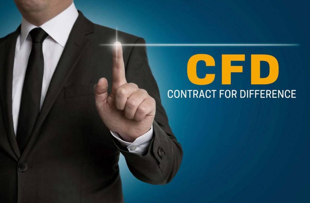 trading CFD bitcoin