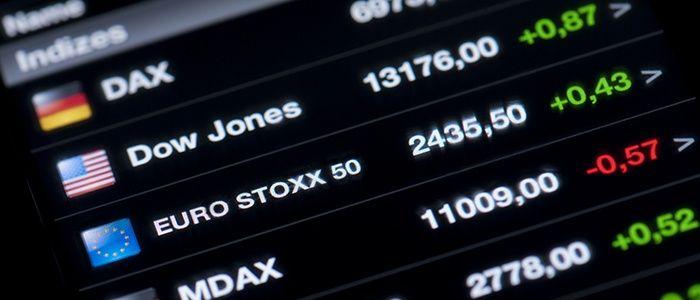 Indici di Borsa: come investire sugli indici azionari