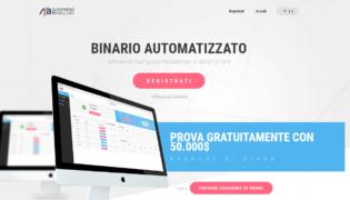 Automatedbinary.com – opinioni software di trading automatizzato per opzioni binarie