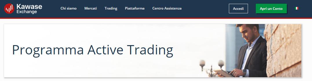 kawase active trading