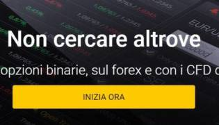 24Option Forex & CFD Trading: piattaforma MT4 e conto demo