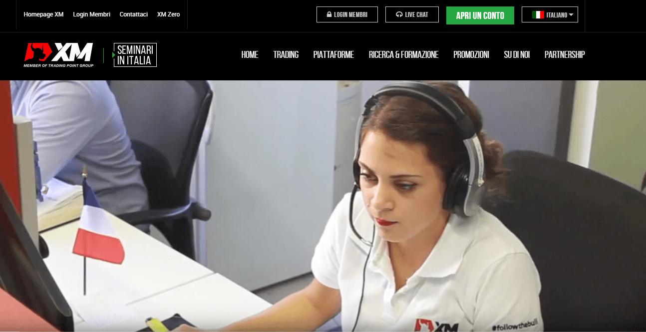 XM-assistenza clienti-