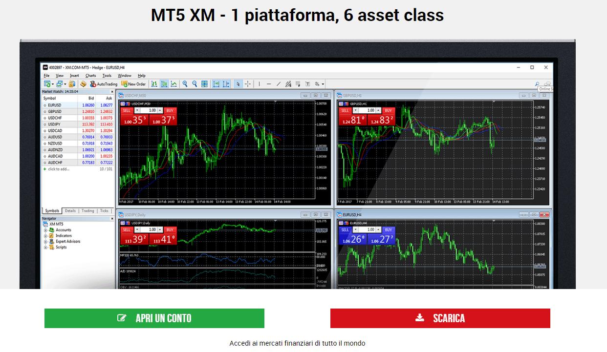 XM mt5