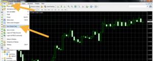 Strategia Opzioni Binarie 5 minuti con Expert Advisor Metatrader