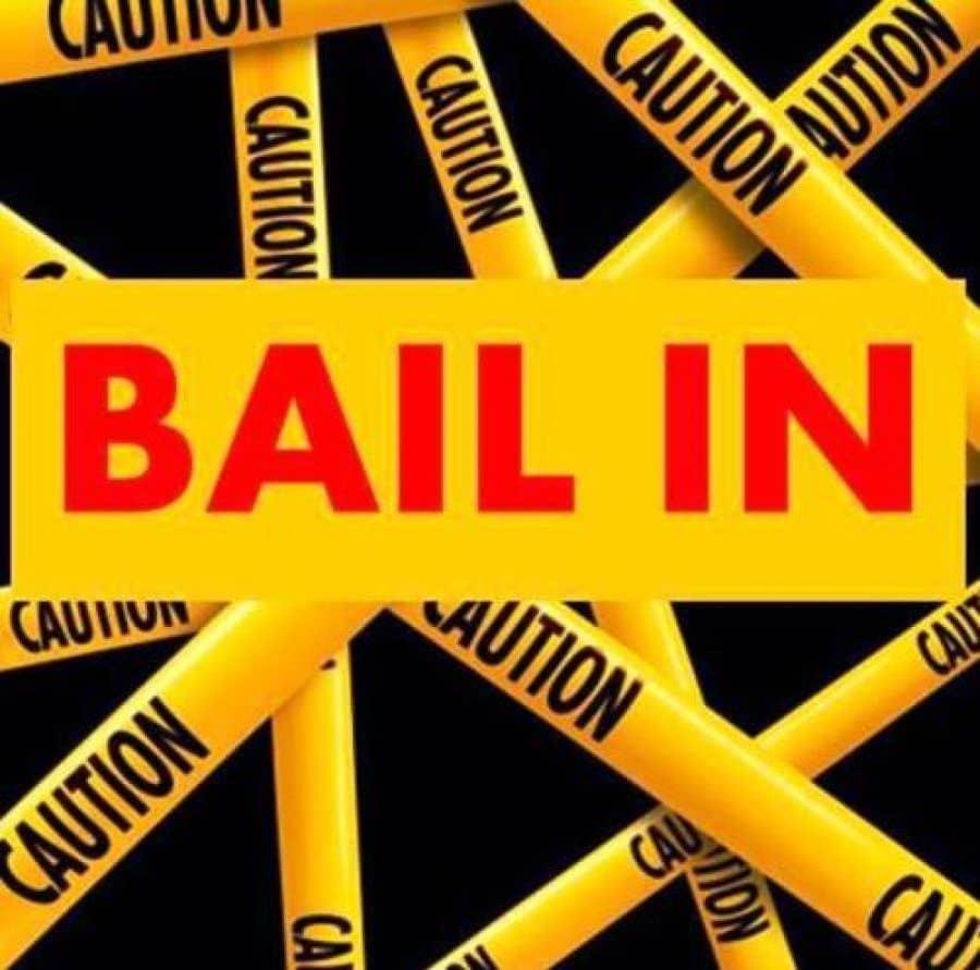 Cos'è il bail-in e cosa significa