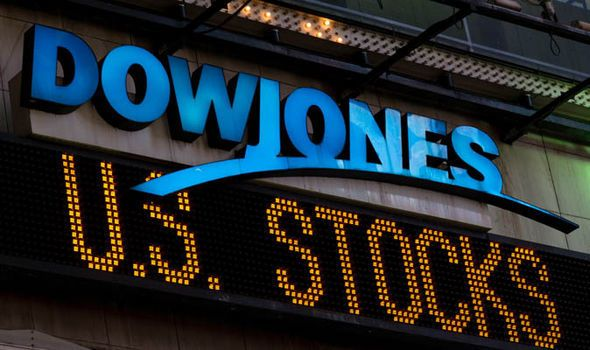Quotazione Dow Jones