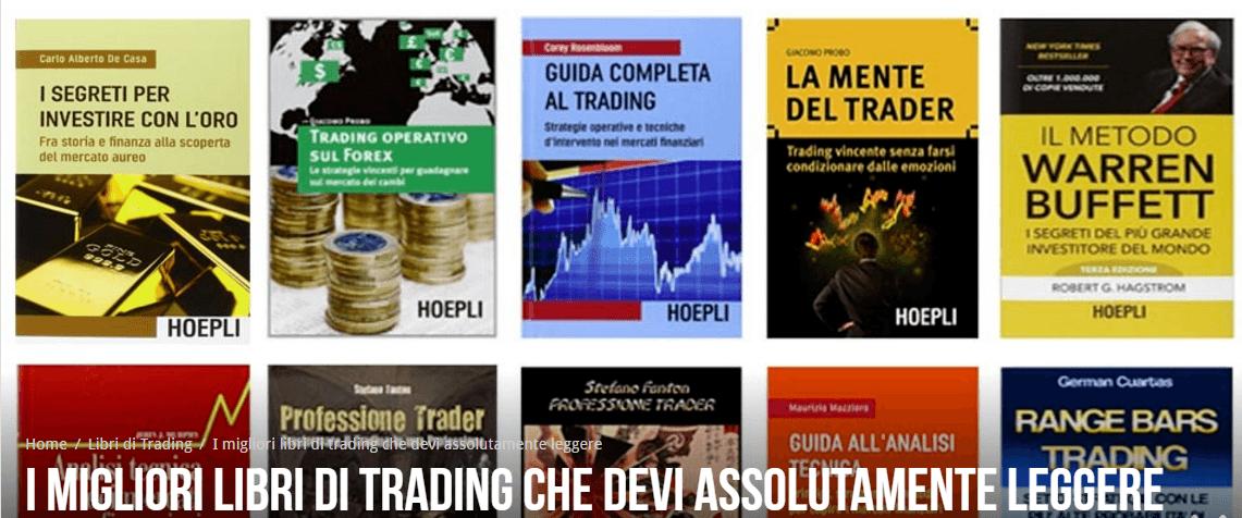migliori libri sul trading online