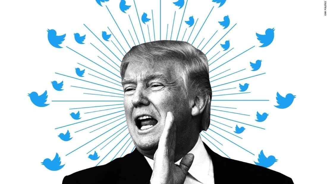 Fare trading online con i tweet di Trump: qualche spunto per puntare al profitto!
