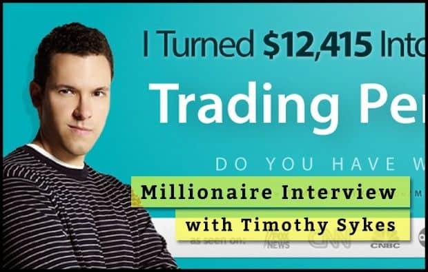 Timothy Sykes italiano: strategia Penny Stock, funziona? Opinioni