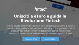 Guida eToro: orario mercati, leva e margini, spread e commissioni