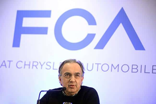 FCA quotazione