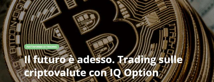 trading bitcoin iqoption