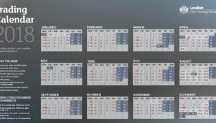 Calendario Borsa Italiana 2018: orari e giorni apertura chiusura negoziazione