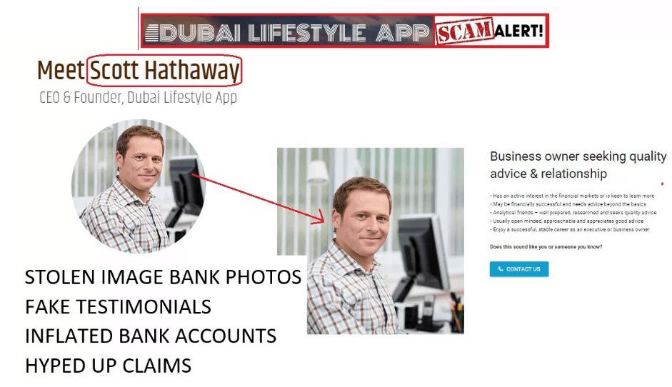 Dubai-Life-Style-App truffa