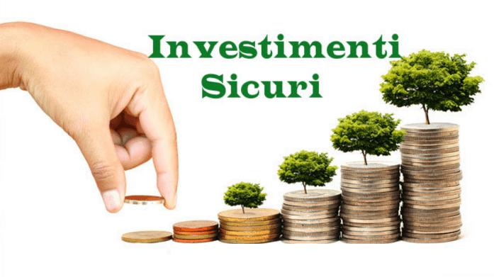Investimenti finanziari sicuri cosa sapere