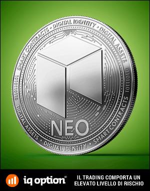 Fai trading su NEO con IQ Option